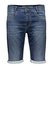 MAC Jeans Herren Hose Bermuda/Shorts Jog'n Bermuda Light Sweat Denim 36/10
