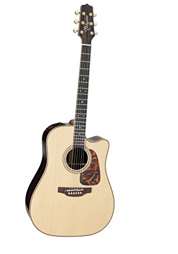 Gitarre Takamine Dreadnought Cutaway Electro