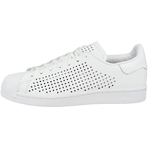 adidas Zapatillas para hombre Low Superstar, Footwear White Footwear White Grey One Fx5545, 43 2/3 EU