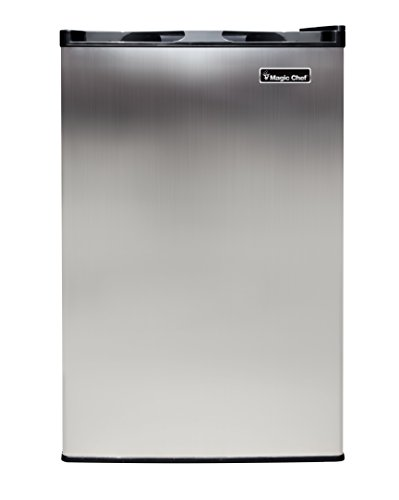 Magic Chef MCUF3S2 30 cu ft Upright Freezer in Stainless Steel