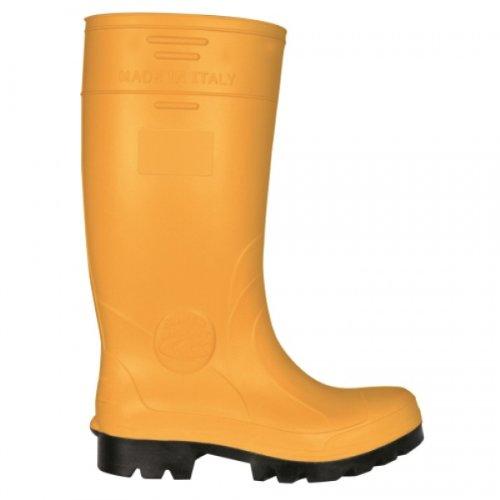 Cofra 00010–007.w46Größe 46S5Castor Sicherheit Schuhe–Gelb
