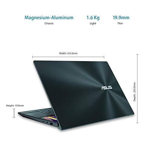 ASUS ZenBook Duo Intel Core i5-10210U 10th Gen 14