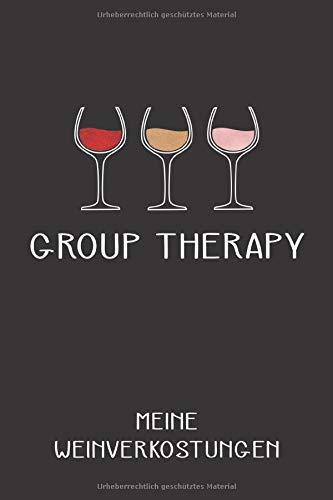 MEINE WEINVERKOSTUNGEN: Notizbuch Notizheft 120 Seiten, DIN A5, perfekte Geschenkidee für Weinliebhaber