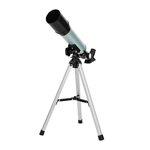 Telescope Astronomical Telescope Outdoor Spotting Monocular Telescope High Transmittance Coating Microscope Combo with Tripod
