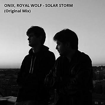 Solar Storm (W/ Royal Wolf)