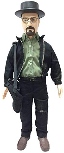 "Breaking Bad 17"" Talking Figure Fight Heisenberg SDCC 2015 Exclusive 1"