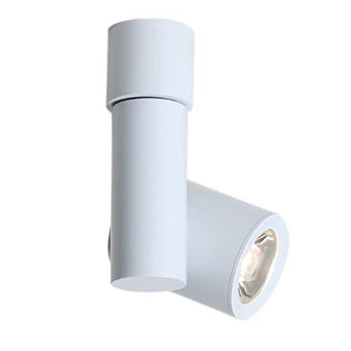 LED-spot, wandinbouw, plafond, radius, frame, varioelprojector