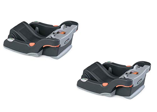 Chicco KeyFit 30 Easy Level Baby Infant Car Seat Safety System Base (2 Pack)