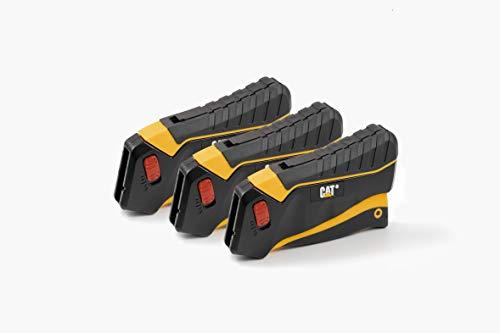 CATERPILLAR Cuttermesser   Teppichmesser   Sicherheitsmesser   Universalmesser   Allzweckmesser mit Trapezklinge