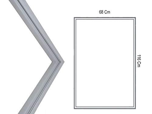 Borracha Gaxeta Geladeria Dc45 Dc47 Inferior (116 x 68)