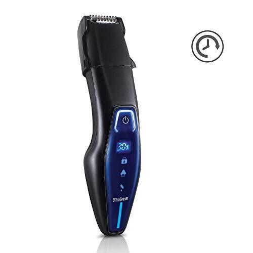 Syska Ultra Groom Cordless Grooming Kit for Men (Black)