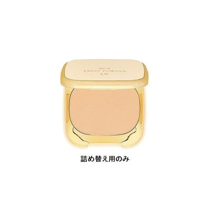 分子銀行薄汚いゲオール プレストパウダーUV 詰替用 (パフ付き) (10 ピンク系)