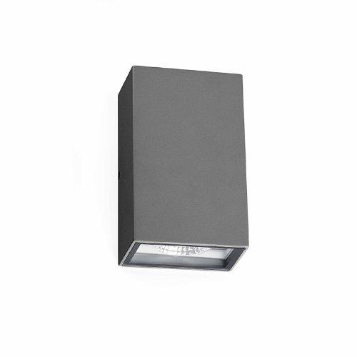 FARO BARCELONA 70812 - Ling Aplique (Bombilla incluida) LED, 6W, Aluminio inyectado...
