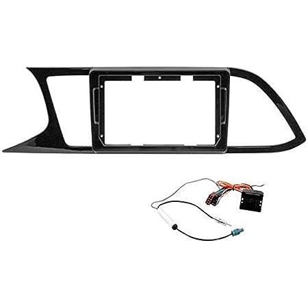 Sound Way Radioblende Einbau Rahmen Adapter Autoradio Einbauset 9 Zoll Kompatibel Mit Renault Kadjar Ka22 809 Auto