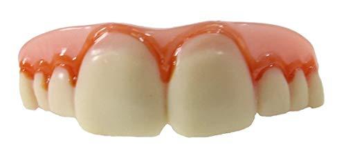 Billy Bob Teeth, Inc. Dientes delanteros falsos de broma Un tamaño Multicolor