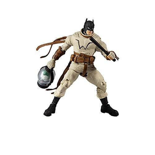 Boneco Batman - Last Knight On Earth Dc Multiverse Mcfarlane