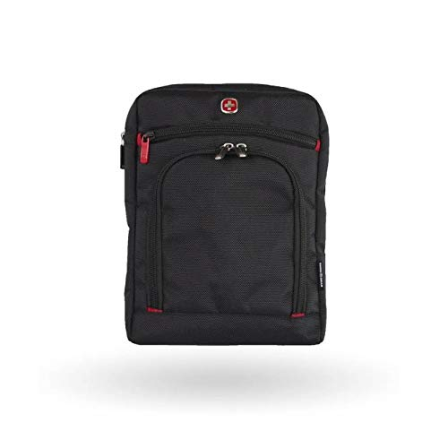 Wenger Status 10 Vertical Notebook Case, 60640 (Vertical Notebook Case New Wenger Logo)