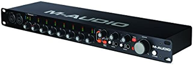 M-Audio M-Track Eight   8-Channel High-Resolution USB 2.0 Audio Interface with Octane Preamp (24-bit/96 kHz)