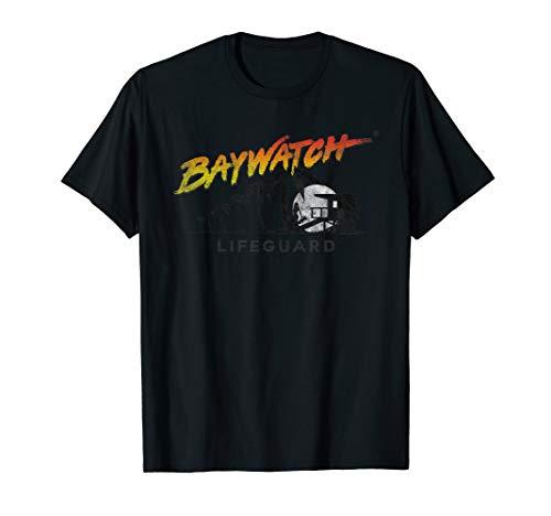 Baywatch Lifeguard Logo T-Shirt, Many Colors, Adults and Kids