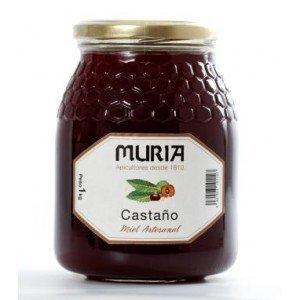 MIEL CASTAÑO 1KG