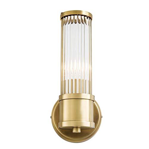Luminaires & Eclairage / Luminaires intérieur / Ap Lampe murale en cuivre lumière lampe murale de luxe miroir phares style américain salon chambre lit modèle chambre salle de bain simple lampe murale