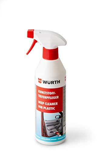WÜRTH Kunststoffpflegemittel TIEFENPFLEGER-500ML