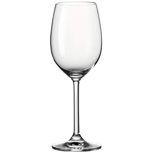 Leonardo 63315 Daily Verre À Vin Blanc, Vin Blanc, Verre, 370 ml