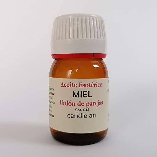 Candle Art Aceite con extracto de Plantas Miel - UNGIR Velas