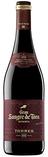 Sangre de Toro Reserva, Vino Tinto, 75 cl - 750 ml