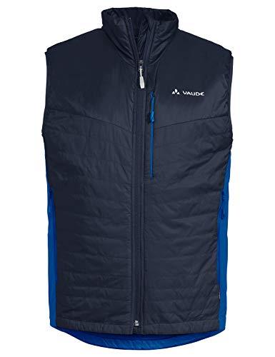 VAUDE Herren Weste Men's Freney Hybrid Vest III, Navy, L, 42004
