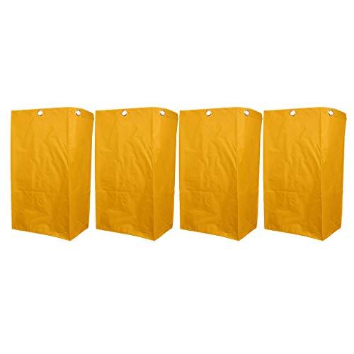 gazechimp 4 Unidades Bolsa de Carrito de Limpieza, Bolsas de
