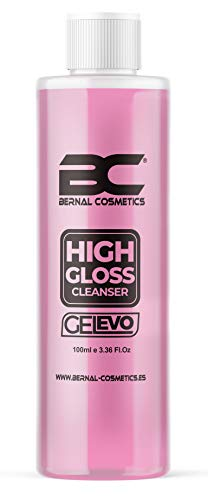 Cleaner 100ml NOVEDAD - ULTRA BRILLO - High Gloss Cleaner - Fragancia Chicle - Bernal Cosmetics