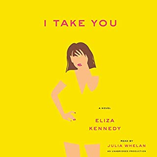 I Take You audiobook cover art