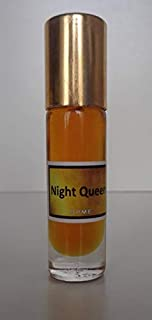 Night Queen Perfume Oil Exotic Long Lasting Roll on (6 ml)