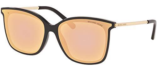 Michael Kors 0MK2079U Gafas, Negro, 61 para Mujer