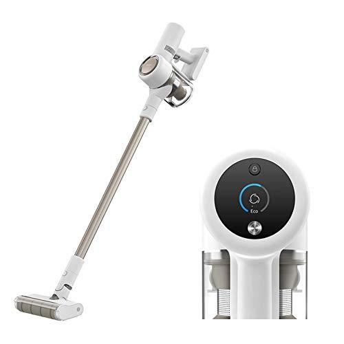 Dreame V10 Pro Akku-Staubsauger, 140AW 22000PA Saugkraft, 6-in-1-Handstaubsauger-Elektrobesen, bis zu 60 Minuten und Bildschirm, EU-Version