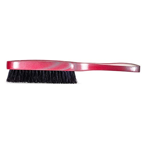 Royalty By Brush King Wave Brush #715-7 Row Soft Brush - From The Maker Of Torino Pro 360 Wave Brushes