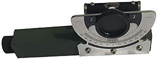 Mountlaser Topographic Abney Hand Level Minute & Degree Clinometer
