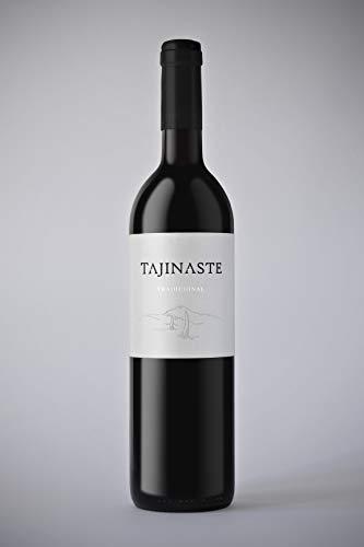 Vino TAJINASTE Tinto Tradicional 75 cl. Producto Islas Canarias.