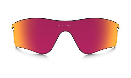 Oakley Radarlock Path 101-118-002 Lentes de reemplazo para gafas de sol, Rojo, Einheitsgröße Unisex Adulto