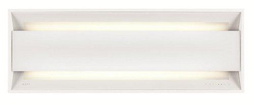 NOVY 898 Touch Intégré Blanc 1080m³/h - Hottes (1080 m³/h, Intégré, Blanc, 2 ampoule(s), 15 cm, Métal)
