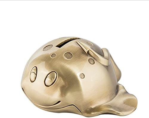 Hhhong Piggy Limited Special Price Bank Selling rankings Metal Crafts Europ Children's Gifts