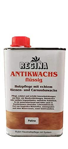 Regina Antikwachs Flüssig Patina 1000 ml