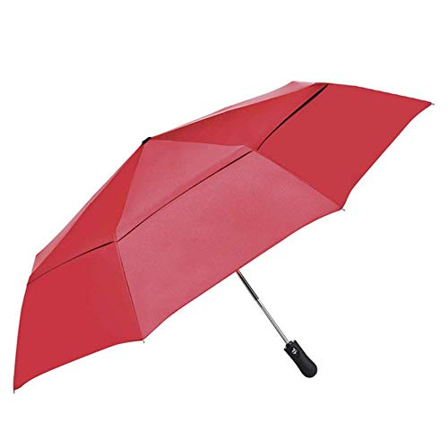Tgbyhnujm Inverted paraplu Inside Out Reverse paraplu voor dames en heren, dubbele canopy