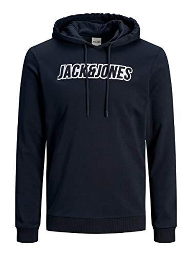 Jack & Jones Jcotaj Sweat Hood Sudadera con Capucha, Capitán del Cielo, XL para Hombre