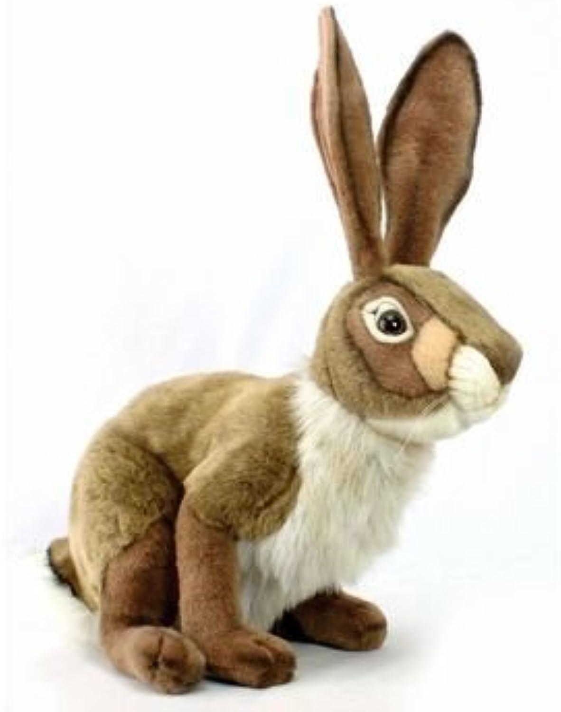 Hansa Jack Rabbit Stuffed Plush Animal, Large by Hansa
