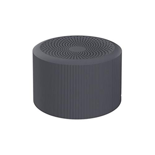 Bluetooth audio, draagbare mini Bluetooth speaker outdoor met lanyard TWS subwoofer kleine stalen pistool HIFI geluidskwaliteit,3