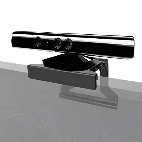 LANMU TV Mount Clip Stand Holder Compatible with Xbox 360 Kinect Sensor (Xbox 360 Kinect Sensor Not Included)