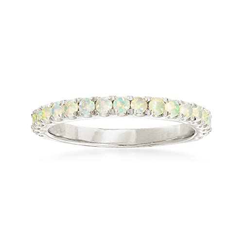 Ross-Simons Opal Ring in Sterling Silver. Size 5