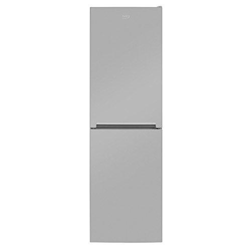 Beko CFG1582S 50/50 263L Frost Free Freestanding Fridge Freezer Silver